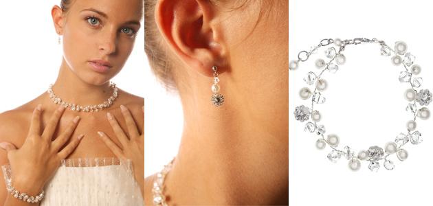 Bijoux de mariée fabrication artisanale