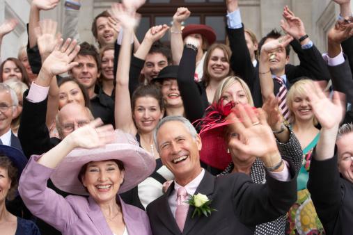 Liste invitation mariage