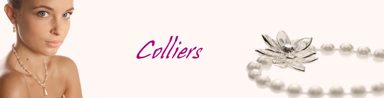 Colliers mariage