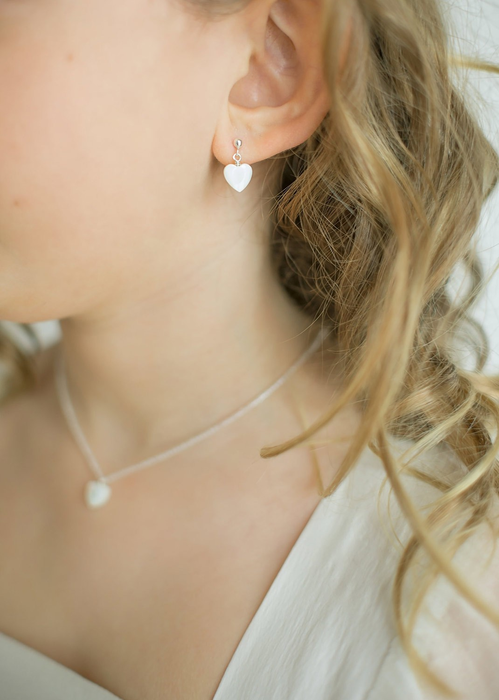 Boucles d'oreilles enfant Agathe