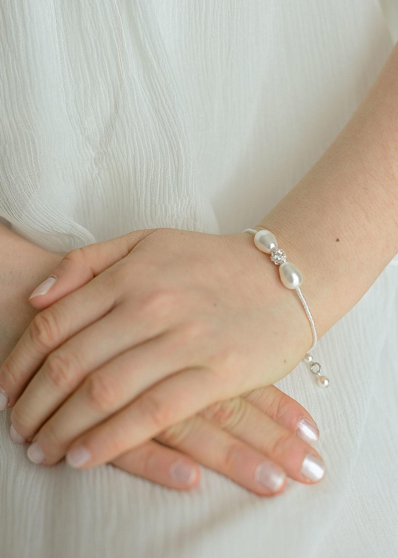 Bracelet cérémonie enfant Anna