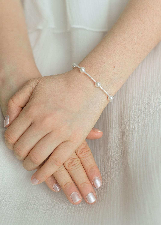 Bracelet cérémonie enfant Elena