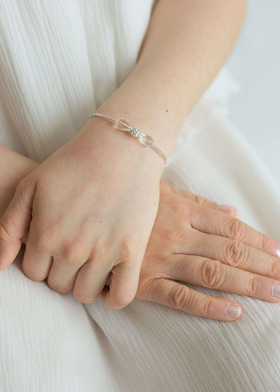 Bracelet cérémonie enfant Jessica