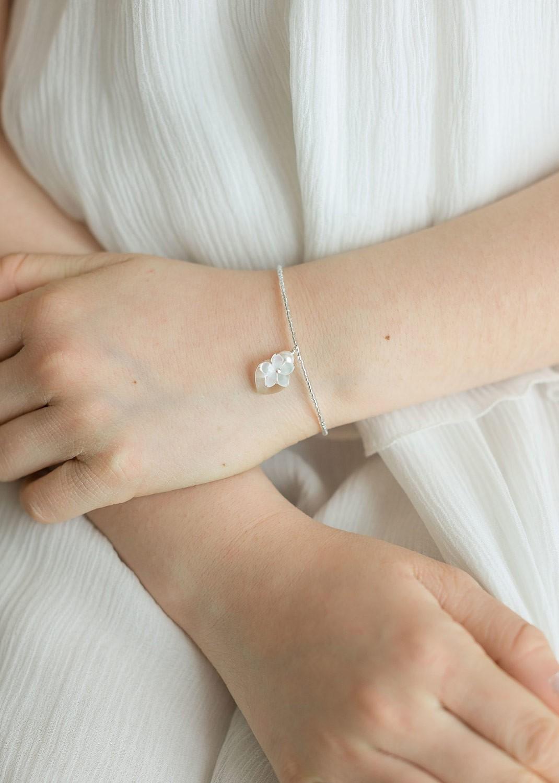 Bracelet cérémonie enfant Maeva
