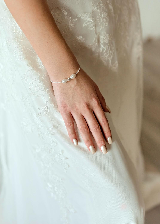 Bracelet mariage Anna