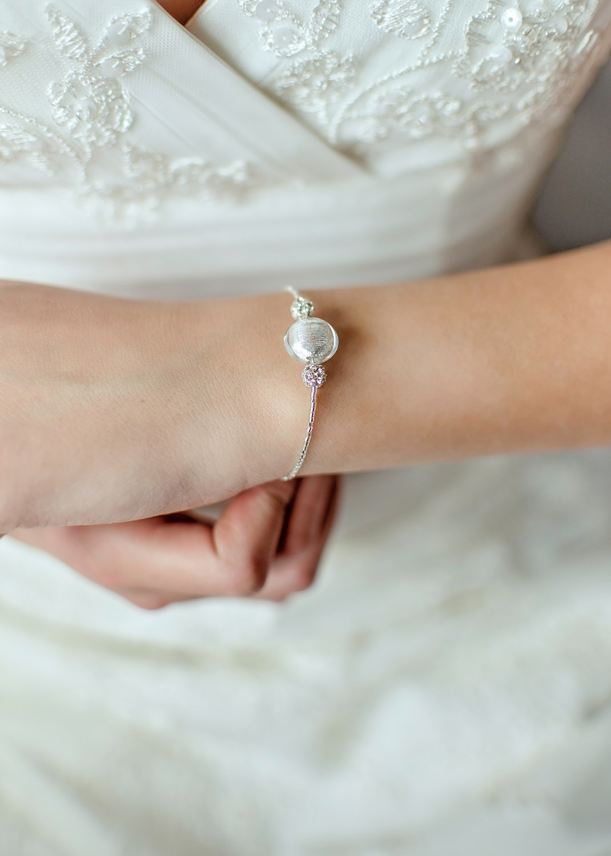 Bracelet de mariée Eclat