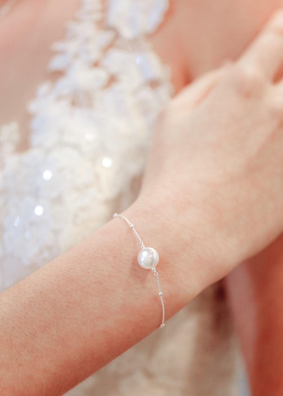 Bracelet mariage Lana