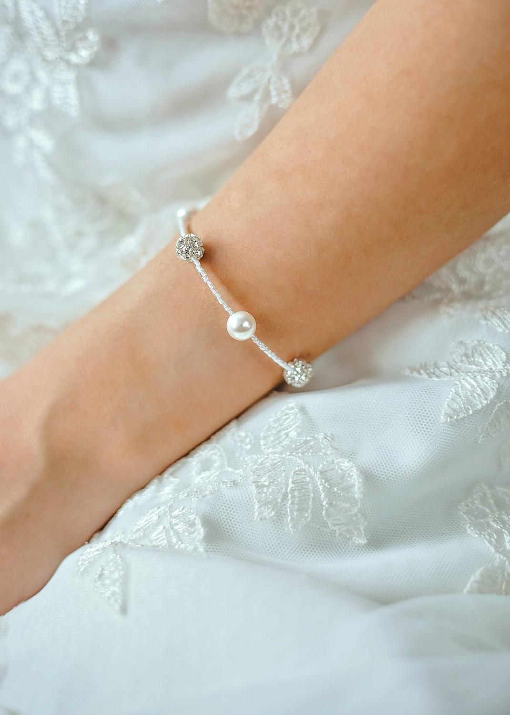 Bracelet mariée Lucie