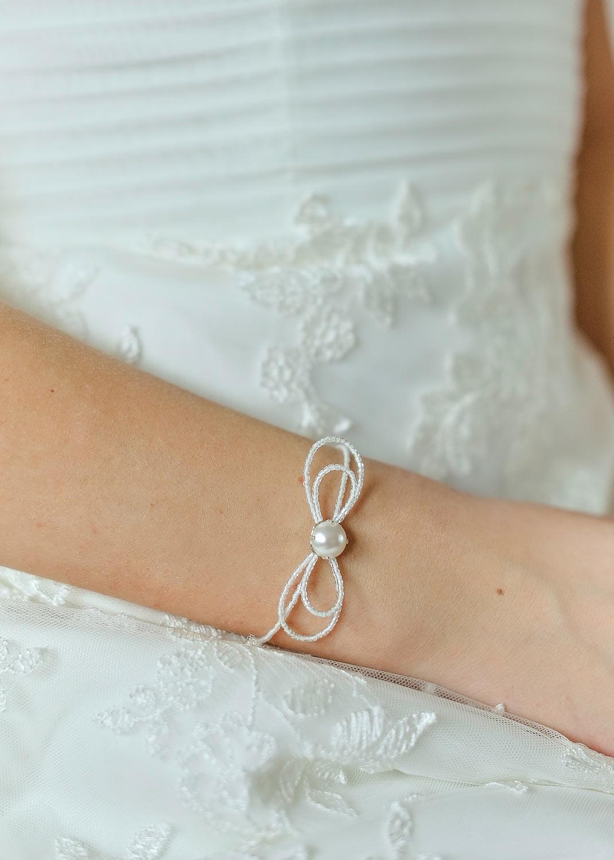 Bracelet mariée Alice