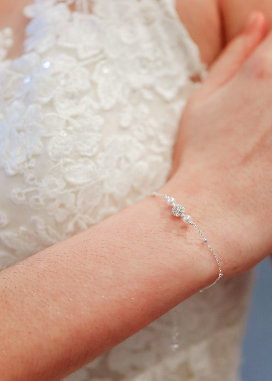 Bracelet mariage Lexi