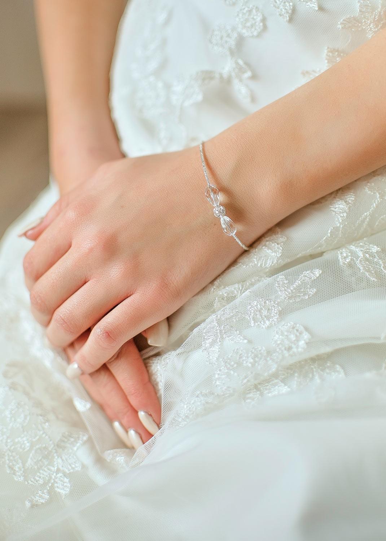 Bracelet mariée Sparkle
