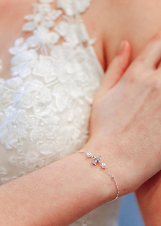 Bracelet mariage Stella