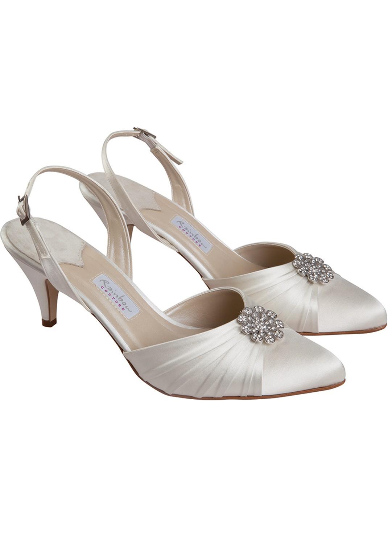 chaussures de mariage moreni taille 39 blanc princesse d 39 un jour. Black Bedroom Furniture Sets. Home Design Ideas