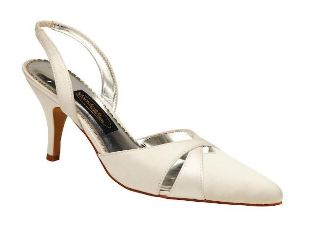 Chaussures mariée Emerald