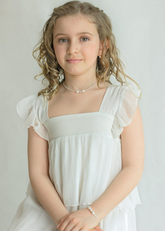 Collier cérémonie enfant Anna