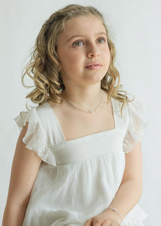 Collier cérémonie enfant Jessica