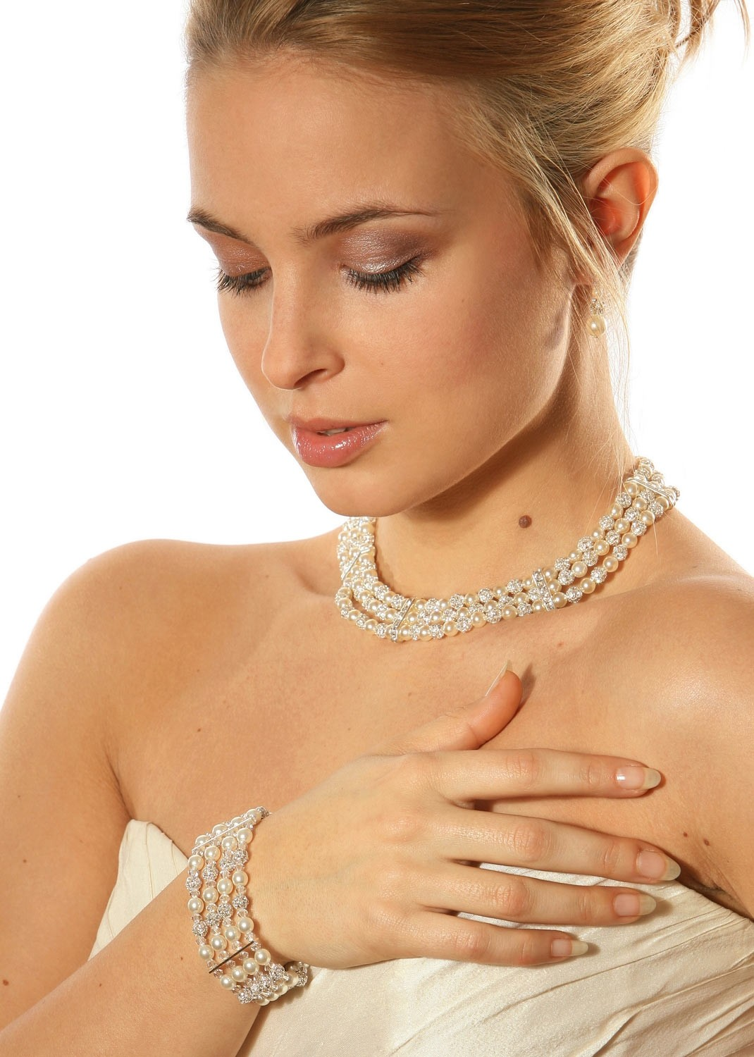 Collier mariage Impératrice
