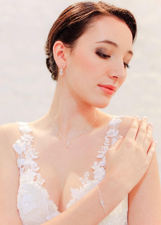 Collier de mariée Noémie