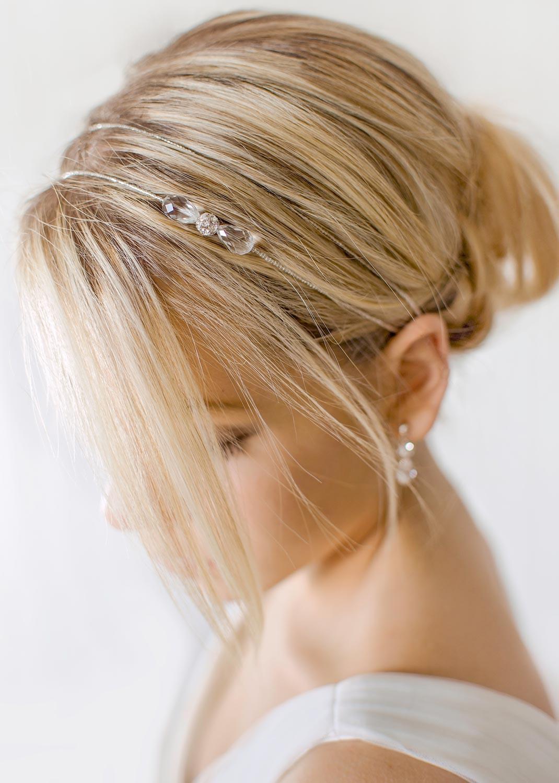 Headband mariée Sparkle