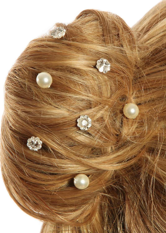 Pics cheveux mariage Idylle