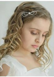 Headband enfant ivoire