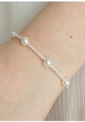 Bracelet cortège enfant Elena