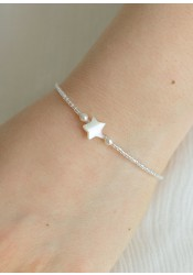 Bracelet cortège enfant Etoile