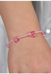 Bracelet enfant Petites Fleurs - 7 coloris disponibles