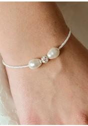 Bracelet mariée Anna