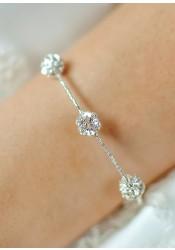 Bracelet mariage Carolina