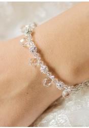 Bracelet mariée Gouttes