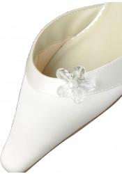Clip chaussures mariée