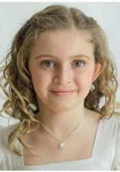 Collier cérémonie enfant Maeva