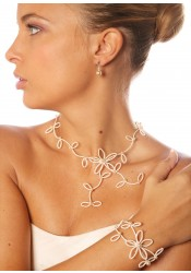 Collier mariage Eve