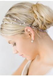 Headband mariage Elena
