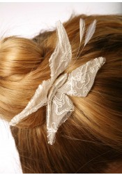 Pic cheveux mariage Ephémère