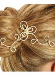 Pince cheveux mariage Féérique