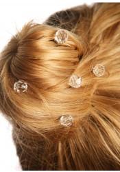 Pics cheveux mariage Lune