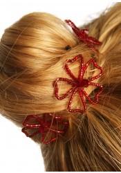 Pics à cheveux mariage Angélique bordeaux