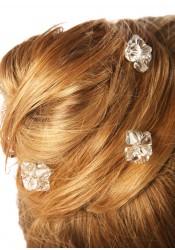 Pics cheveux mariage Cristal