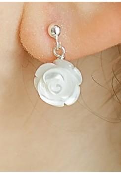 Boucles d'oreilles cortège enfant