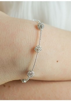 Bracelet cortege enfant Carolina