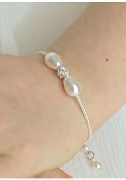 Bracelet cortège enfant Anna