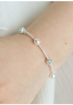 Bracelet cortège enfant Lucie