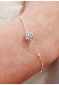 Bracelet de mariée Lucia