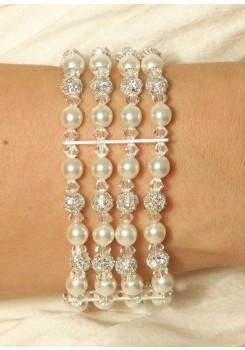 Bracelet mariage Impératrice