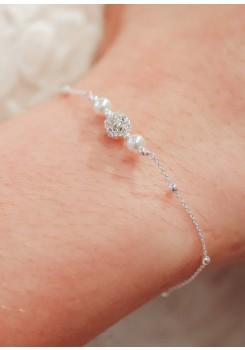 Bracelet mariée Lexi
