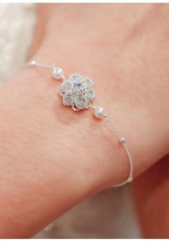 Bracelet mariage Rosélia