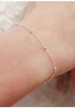 Bracelet chaîne argent 925