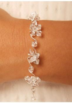 Bracelet mariage Cristal